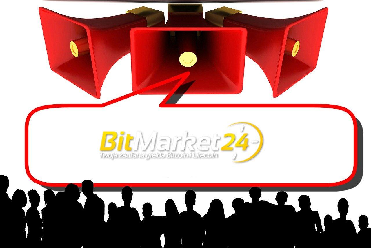 anouncement bitmarket24