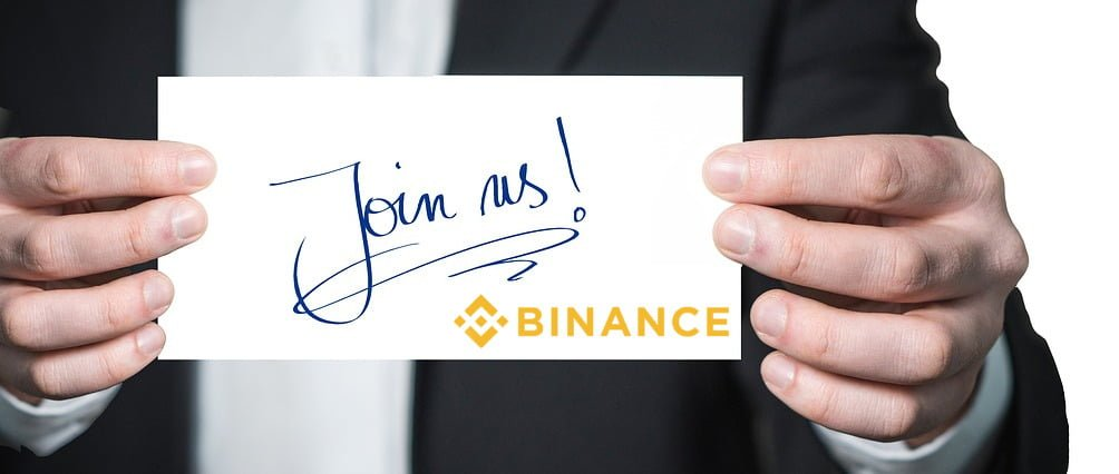 invitation binance