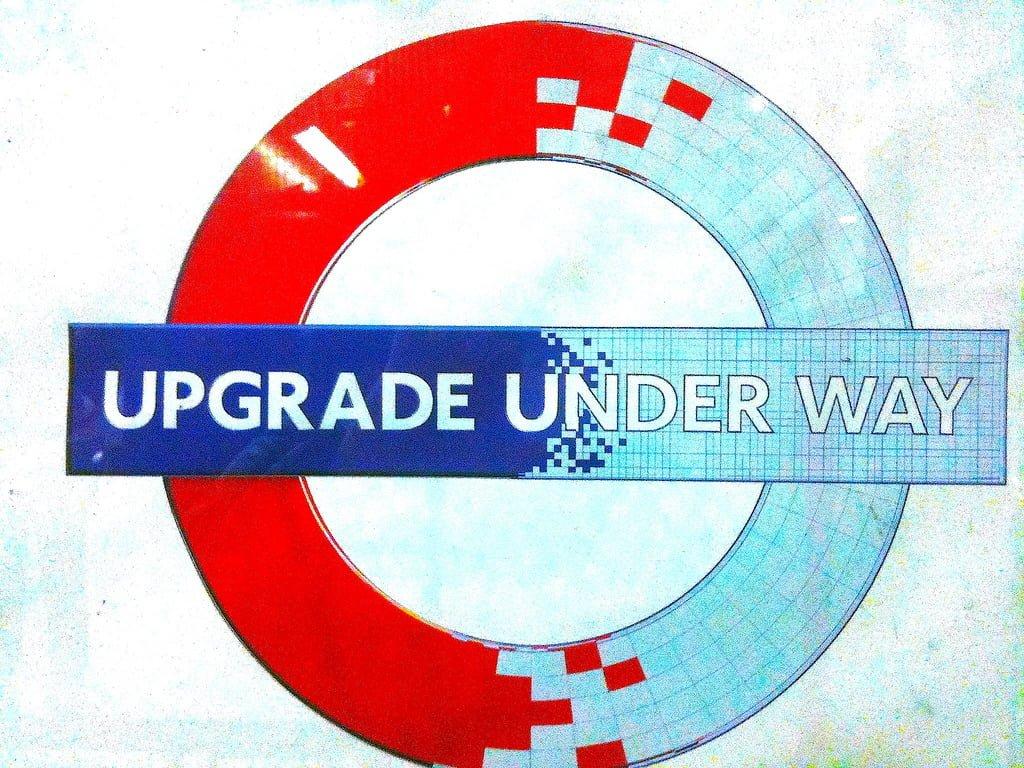 upgrade 2
