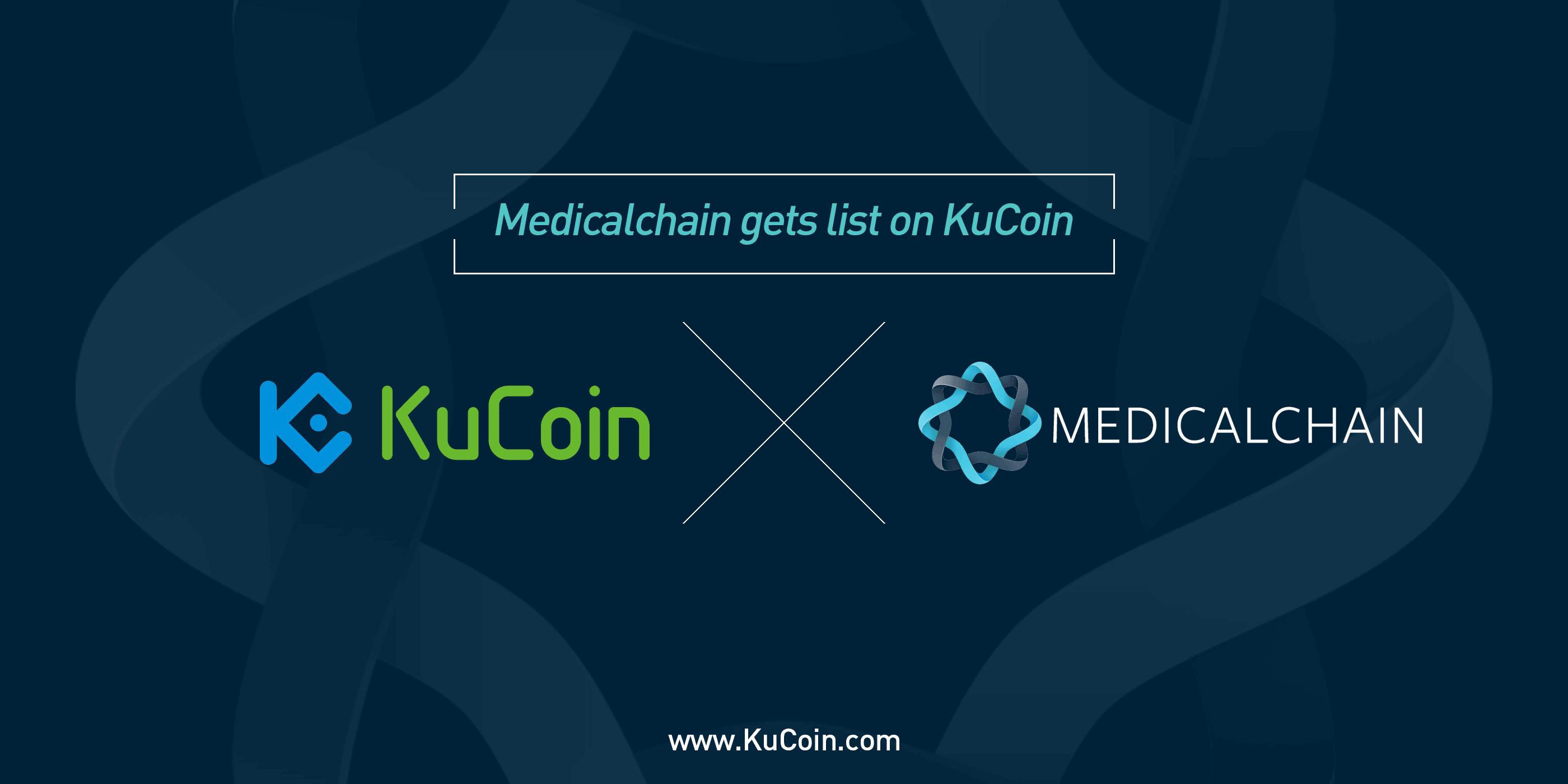 Medicalchain kucoin