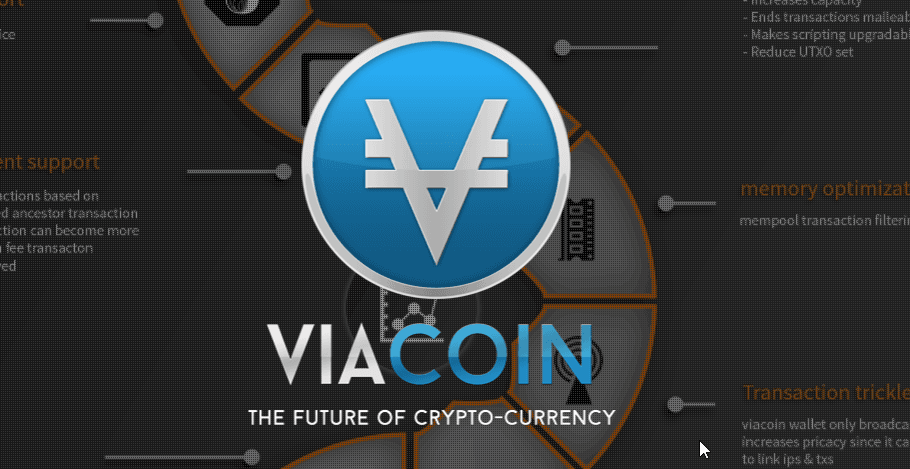 viacoin binance