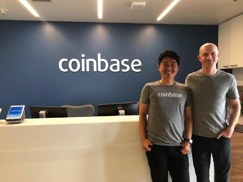coinbase japan