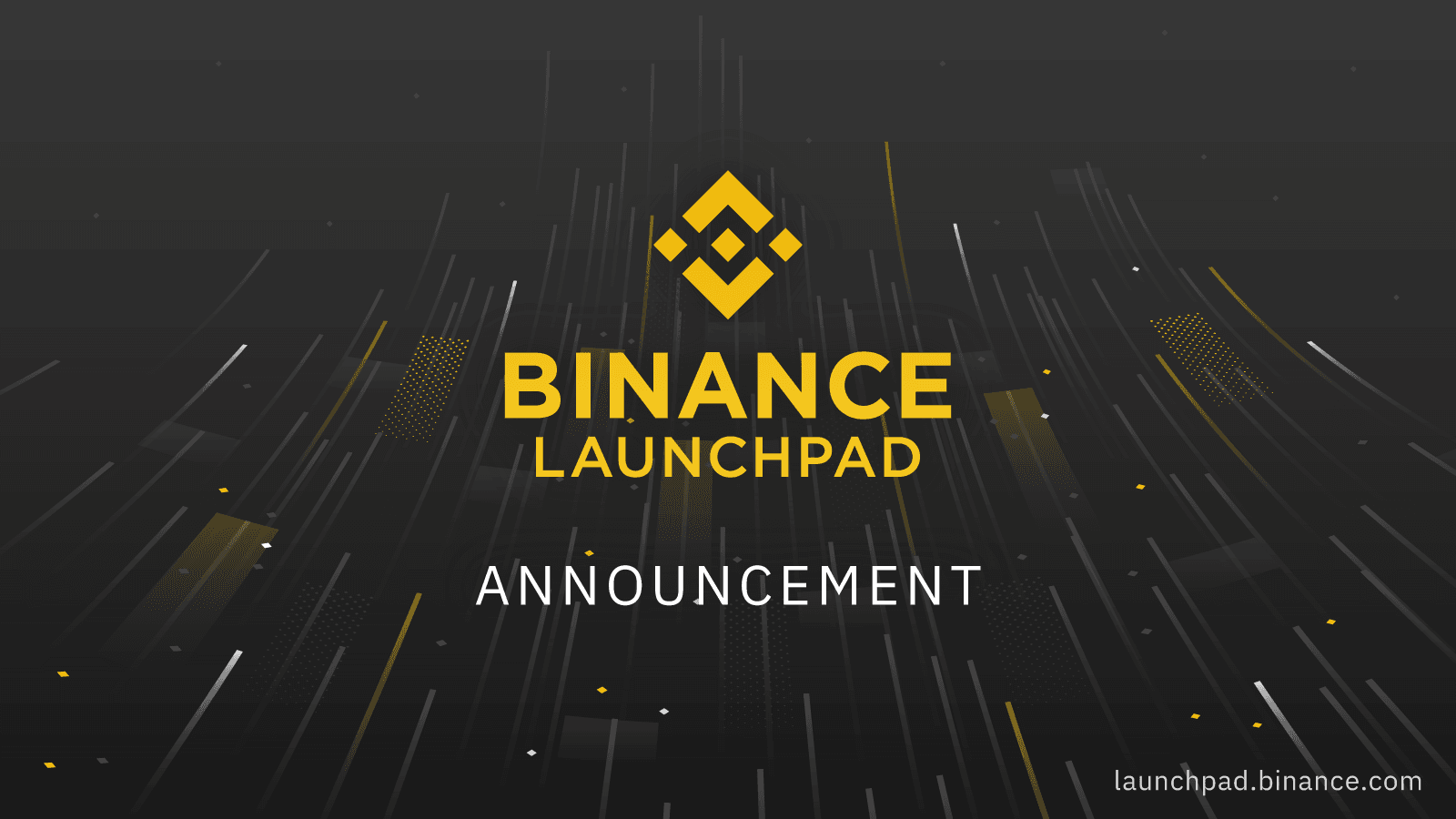 binance launchpad loteria