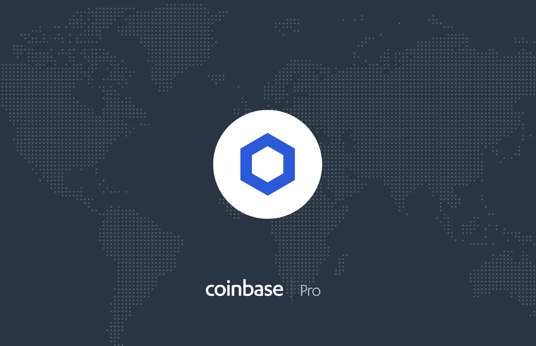 coinbase chainlink