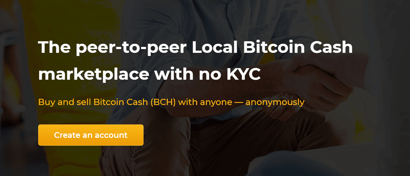 local bitcoin cash