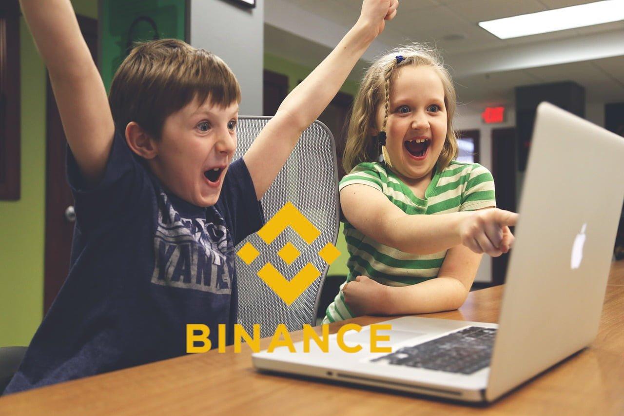 binance lending sukces