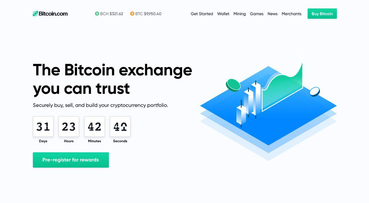 bitcoin.com exchange