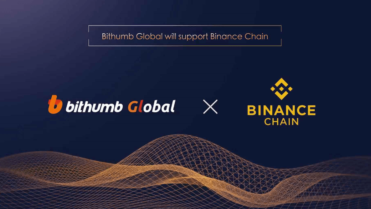 bithumb binance chain