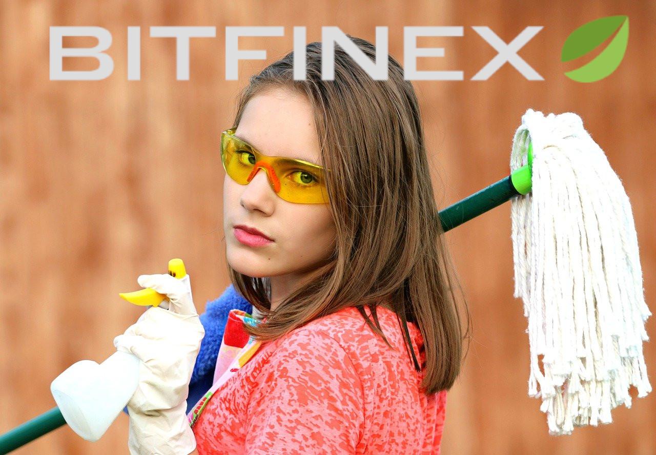 bitfinex usuwa