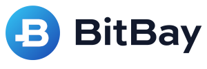 Bitbay logo trznsparentne