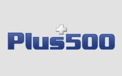 plus500 logo broker