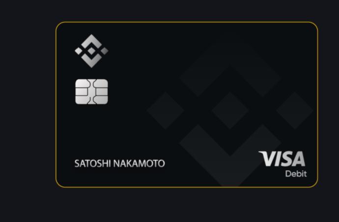 Binance Visa Card _ Binance