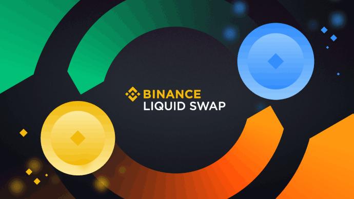 binance liquidity swap