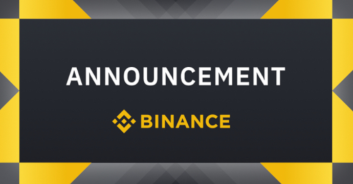 binance pary busd