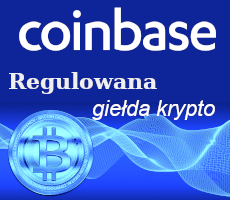 coinbase baner giełdy