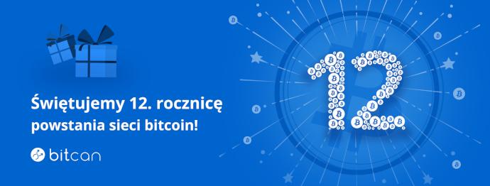 Dzisiaj handel na Bitcan bez prowizji