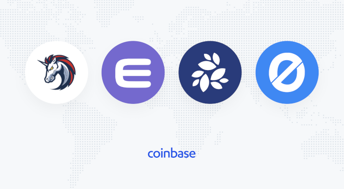 nowe tokeny coinbase