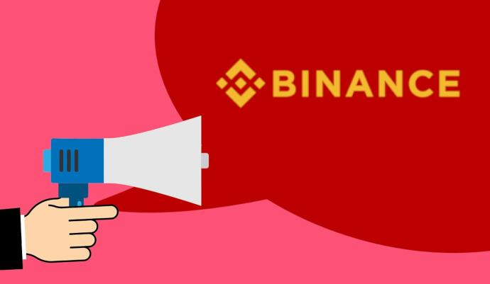 binance informuje