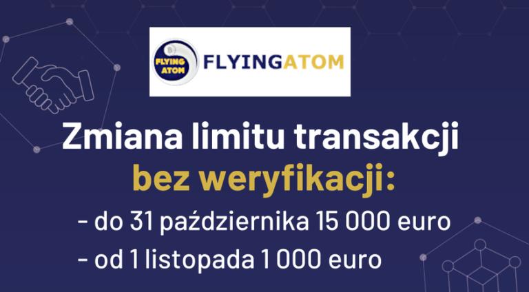zmiana limitów flyingatom