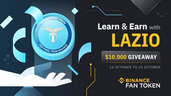 learn and earn binance lazio
